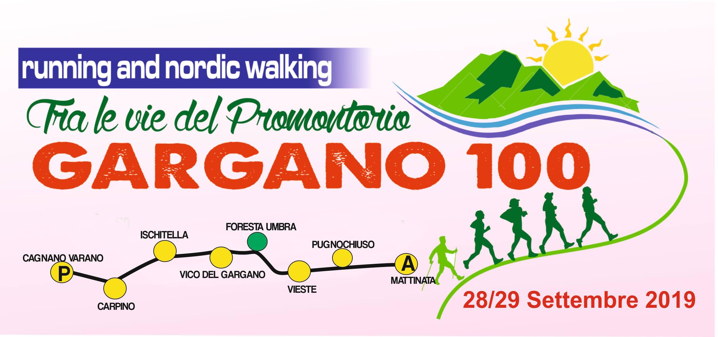 Calendario Gare Podistiche Campania.Informazioni 100 Km Nel Gargano